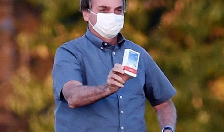 Jair Bolsonaro tiene infección pulmonar tras superar el COVID-19