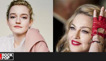Julia Garner sería la protagonista en biopic de Madonna
