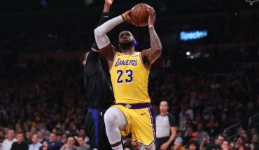 La NBA anunció que reanudará los playoffs mañana sábado