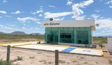 La sucursal del Banco del Bienestar que se encuentra a la mitad de la nada en Chihuahua (Video)