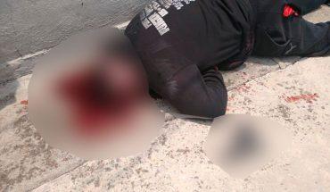 Ladrón se quita la vida al sentirse rodeado por la policía, en Naucalpan