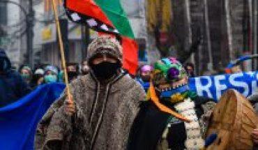 Las vidas mapuche importan - El Mostrador