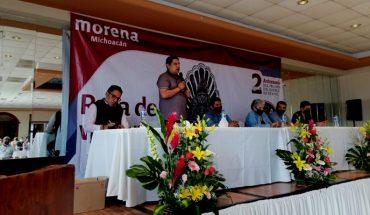 Llama Ignacio Campos a la unidad para lograr la transformación de Michoacán