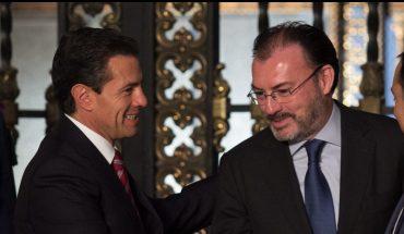 Los delitos que se pueden imputar a EPN y Videgaray por caso de sobornos