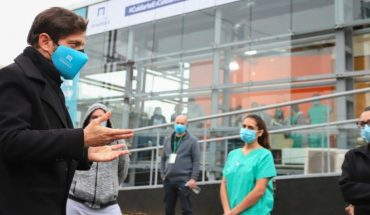 Más de 150 pacientes aislados con coronavirus recibieron 500 pesos al día