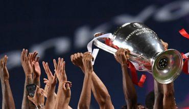 """Messi y """"Papu"""" Gomez, integrantes del mejor equipo de la Champions League"""