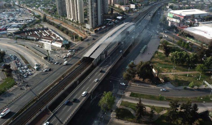Metro abrirá estación Macul de Línea 4 y habilitará el 100% de Línea 4A