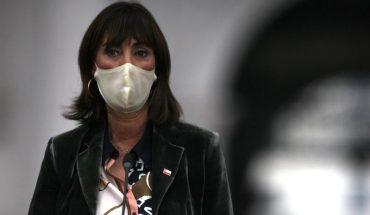 """Ministra de la Mujer por caso de Ámbar Cornejo: """"Vamos a trabajar para que ningún femicida ande suelto"""""""