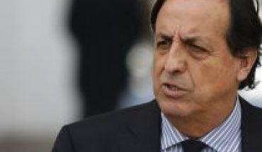 """Ministro Víctor Pérez apunta a divisiones en la CNTC: """"Estuvimos a minutos de llegar a un acuerdo, pero algo pasó entre ellos"""""""
