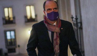 """Ministro de la Segpres: """"El Gobierno tiene un irrestricto respeto a la separación de poderes"""""""