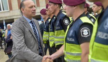 No es un policía, es la institución