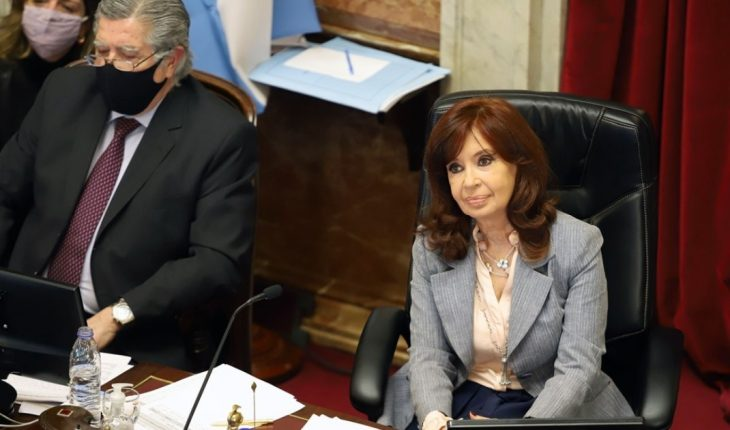 """""""No lo vi el otro día"""": la gastada de CFK a Bullrich tras el episodio de Zoom"""
