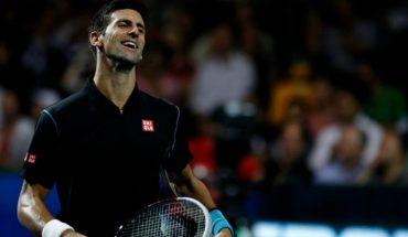 Novak Djokovic supera el debut en Cincinnati con trabajado triunfo
