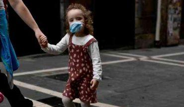 OMS recomienda el uso de cubrebocas en niños a partir de los 12 años