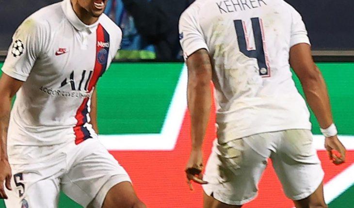 PSG logra cardíaca clasificación a semifinales de la Champions League