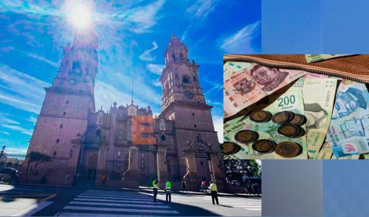 Pandemia ha dejado pérdidas de más de 2 mil 500 mdp al sector empresarial de Michoacán