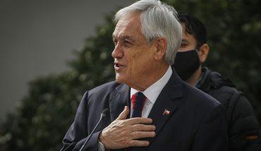 "Piñera condenó la violencia en La Araucanía ""venga de donde venga"""
