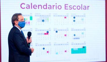Presenta SEP calendario escolar oficial contempla 190 días de clases