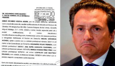 Presenta denuncia Emilio Lozoya que toca a varios personajes de la política mexicana