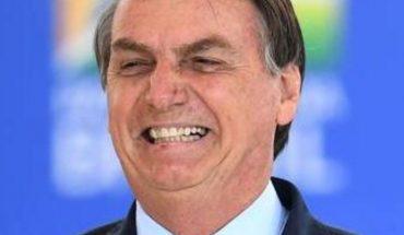 Presidente Bolsonaro, más popular que nunca pese a la pandemia, según sondeo