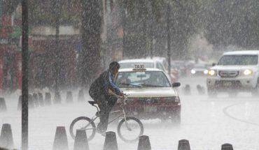 Prevén lluvias fuertes en Nayarit, Jalisco, Puebla, Veracruz, Oaxaca, Tabasco y Chiapas