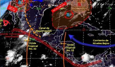 Pronóstico del clima de hoy: persisten las fuertes lluvias en estado del Pacífico
