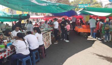 Raúl Morón, apoya la economía de comerciantes de mercados públicos