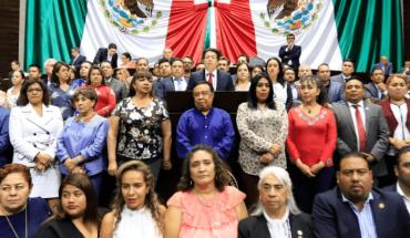 """Refrendan alianza legislativa Morena, PT, PES y PVEM: """"Estamos más fuertes que nunca"""""""