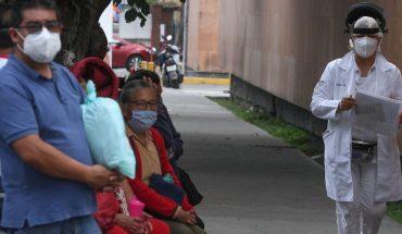 Registran 751 muertes más por COVID; México acumula 57, 774 decesos