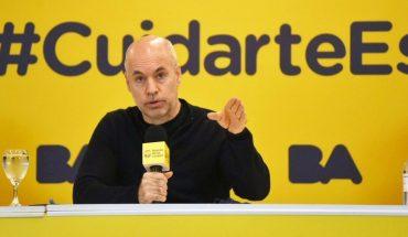 Rodríguez Larreta y otros funcionarios de la oposición no participarán de la marcha