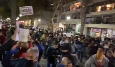 Rosario: Movilizaciones en contra de las restricciones del gobierno