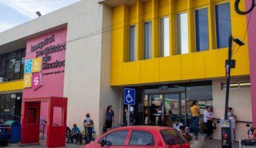 Secretaría de Salud de Sinaloa revisará recetas expedidas por el Pediátrico