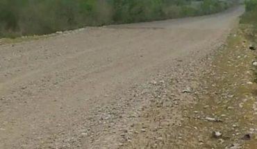 Sí continuará la pavimentación del tramo carretero de Tanques: Alcaldede Elota
