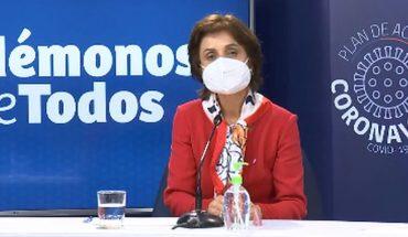 """Subsecretaria Daza: """"El confinamiento tiene efectos secundarios brutales en la salud de las personas"""""""