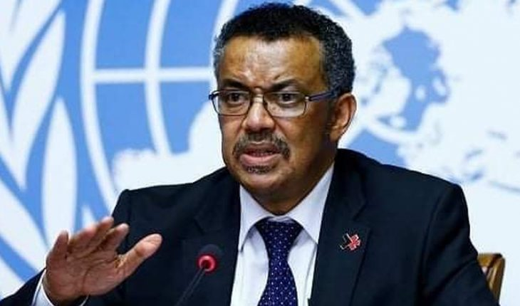 Tedros espera que EE.UU. reconsidere su decisión de abandonar la OMS