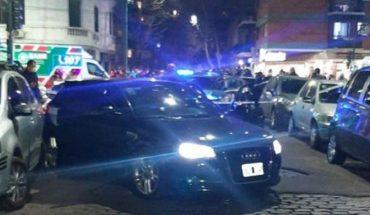 Tiroteo en Belgrano: Un muerto y tres detenidos