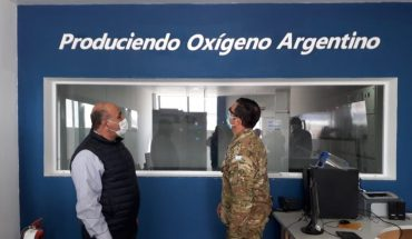 Tucumán envió a Jujuy oxígeno medicinal para atender a pacientes con COVID