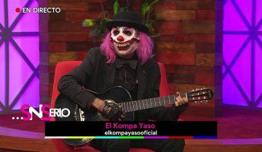 'El Kompa Yaso' le dedica una a Adrián | SNSerio