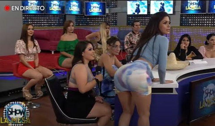 Anel te enseña a bailar   Es Show