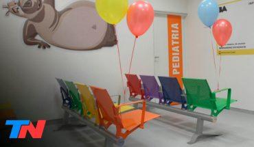 Cerraron el área de pediatría del Hospital Rivadavia por casos de coronavirus