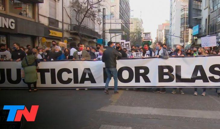 Córdoba | Justicia por Valentino: vecinos, familiares y amigos marcharon y denunciaron gatillo fácil