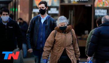 Coronavirus en la Argentina | Se registraron 7498 nuevos contagios y 149 muertes en las últimas 24hs