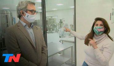El laboratorio de la esperanza: acá se va a producir la vacuna de Oxford contra el coronavirus