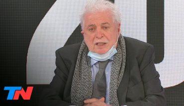 """Ginés González García en A DOS VOCES: """"Yo creo que vamos a tener la vacuna en el primer trimestre"""""""