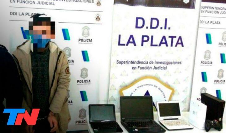 La Plata | Cayó un docente acusado de abuso sexual: engañó por internet a una nena de 11 años