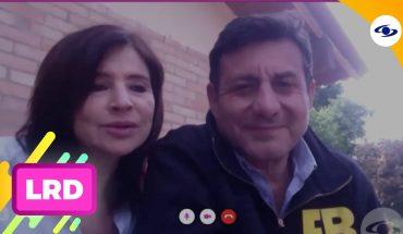 La Red: En esto anda la pareja de actores Kenny Delgado y Mafe Martínez- Caracol Televisión