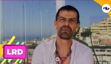 La Red: Víctor Rodríguez revela las razones por las que se fue a vivir a España - Caracol Televisión