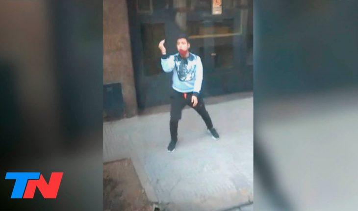 Once: un chofer de colectivo enfrentó a dos arrebatadores que intentaron robarle a un pasajero
