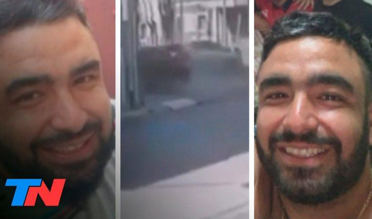 Persiguió a motochorros, chocó y mató a un automovilsita: los amigos de Mauro, dolor y desconcierto