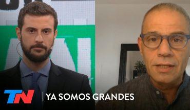 """Roberto Debbag: """"Las cuarentenas provocaron efectos adversos en las poblaciones de América Latina"""""""